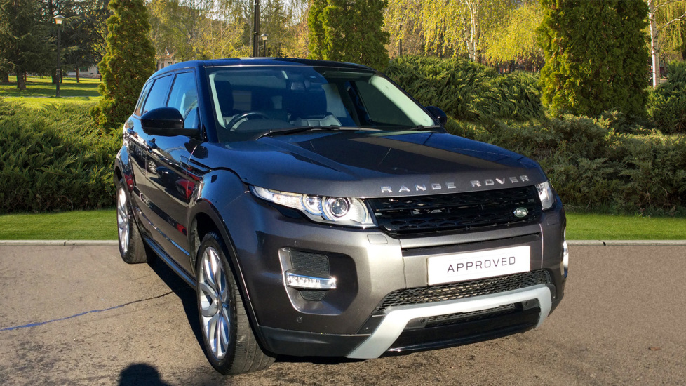 Land Rover Range Rover Evoque 2.2 SD4 Dynamic 5dr [9] [Lux Pack] Diesel Automatic 4x4 (2014) image