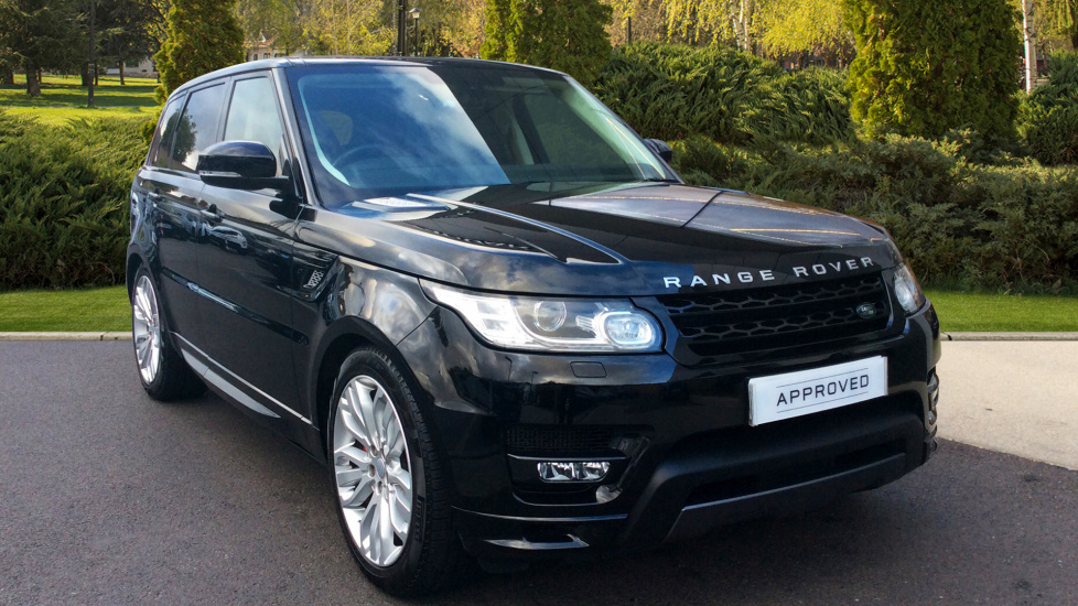 Land Rover Range Rover Sport 4.4 SDV8 Autobiography Dynamic 5dr [SS] Diesel Automatic 4x4 (2016) image
