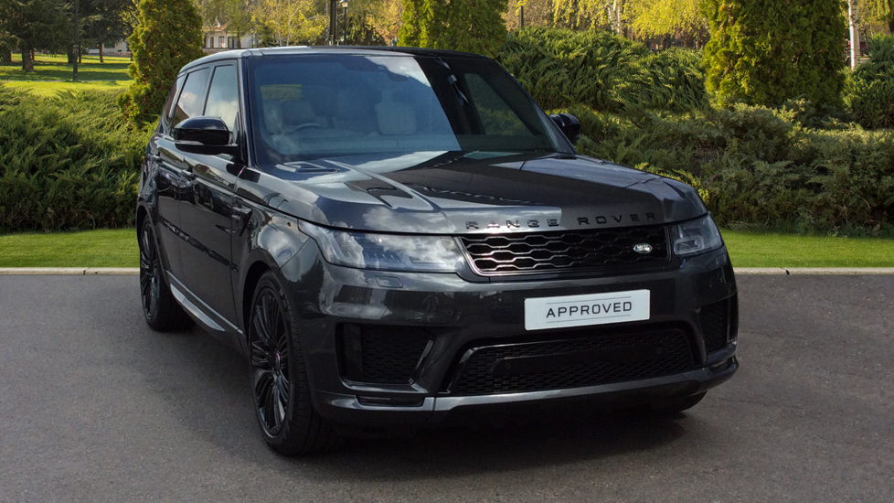Land Rover Range Rover Sport 3.0 SDV6 HSE Dynamic 5dr - Sliding Panoramic Roof - Black Pack -  Diesel Automatic 4x4 (2018)