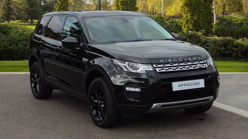 Land Rover Discovery Sport 2.0 TD4 180 HSE 5dr - Panoramic Roof - 7 Seater - Rear Camera -  Diesel Automatic 4x4 (2017) image