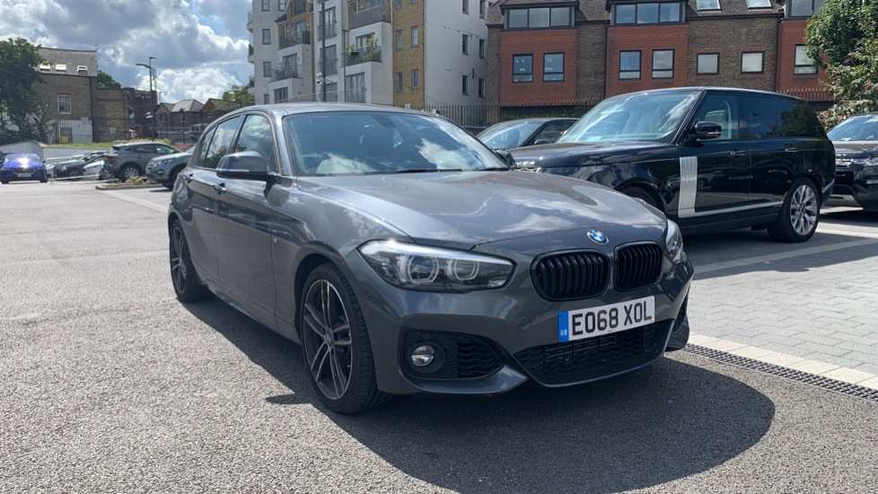 BMW 1 Series 118i [1.5] M Sport Shadow Edition 5dr Hatchback (2018)