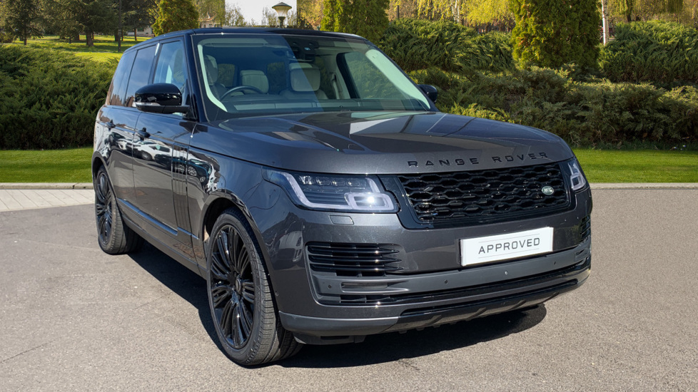 Land Rover Range Rover 3.0 TDV6 Autobiography 4dr - Sliding Panoramic Roof - Privacy Glass -  Diesel Automatic 5 door Estate (2018)