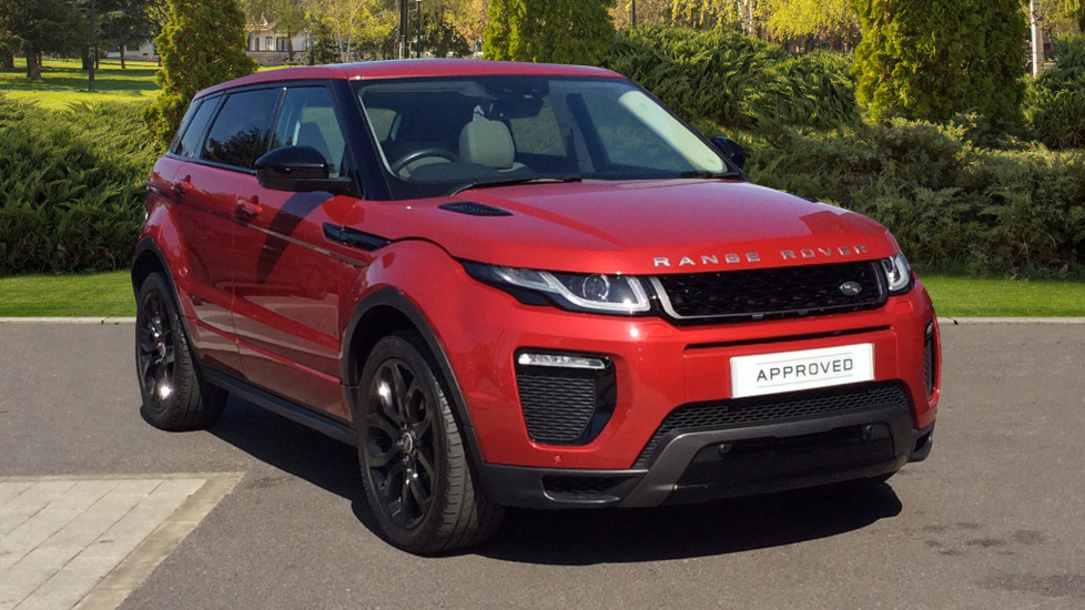 Land Rover Range Rover Evoque 2.0 TD4 HSE Dynamic 5dr Diesel Automatic 4x4 (2016)