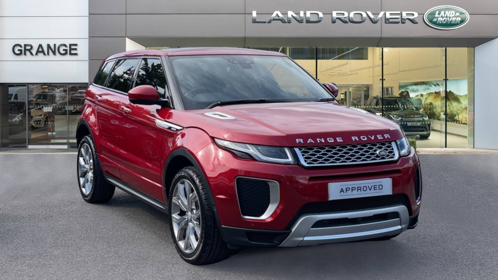 Land Rover Range Rover Evoque 2.0 Si4 290 Autobiography 5dr Navigation System - 360 Camera - Panoramic Roof Automatic Hatchback