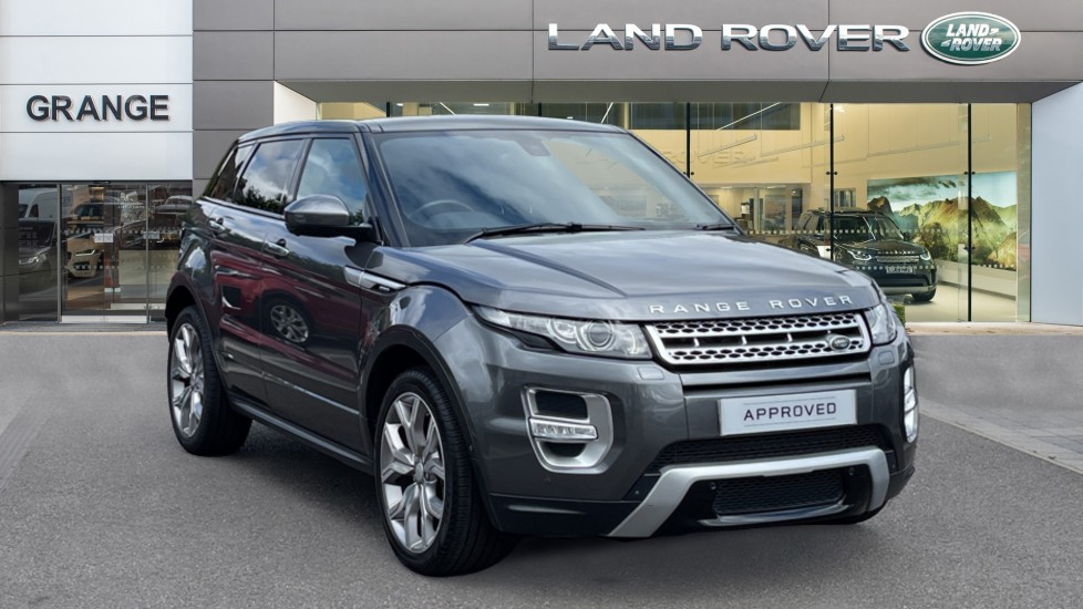 Land Rover Range Rover Evoque 2.2 SD4 Autobiography [9] Heated and cooled front seats with heated rear seats and Digital TV, Diesel Automatic 5 door Hatchback