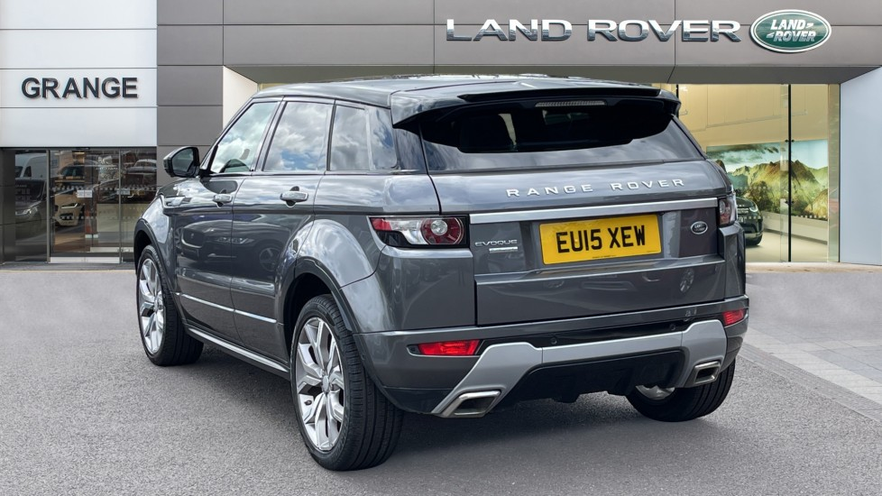 Land Rover Range Rover Evoque 2.2 SD4 Autobiography [9] Heated and cooled front seats with heated rear seats and Digital TV, image 2