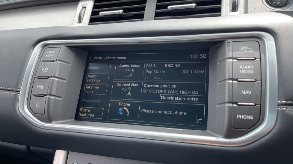 Land Rover Range Rover Evoque 2.2 SD4 Autobiography [9] Heated and cooled front seats with heated rear seats and Digital TV, image 12