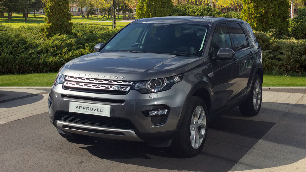 Land Rover Discovery Sport 2.0 TD4 180 HSE 5dr - Panoramic Roof - Rear Camera - 7Seater -  Diesel Automatic 4x4 (2016)