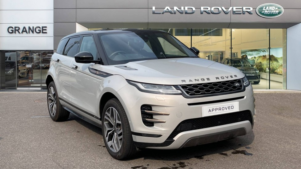 Land Rover Range Rover Evoque 2.0 P250 First Edition Head-up Display and Fixed panoramic roof Automatic 5 door Hatchback