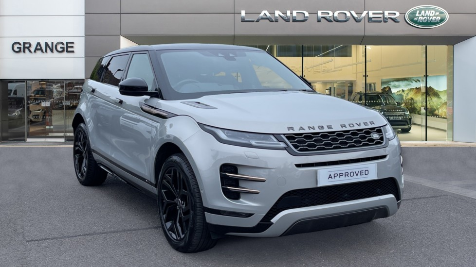 Land Rover Range Rover Evoque 2.0 D180 First Edition Heated Windscreen and Cruise Control Diesel Automatic 5 door Hatchback