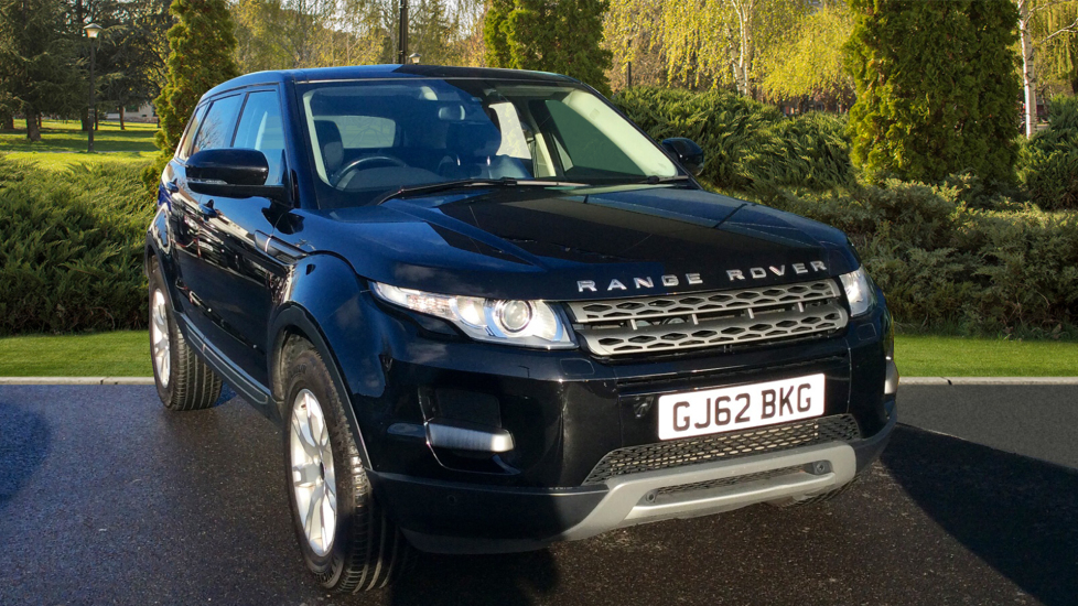 Land Rover Range Rover Evoque 2.2 eD4 Pure 5dr [Tech Pack] 2WD Diesel 4x4 (2012) image