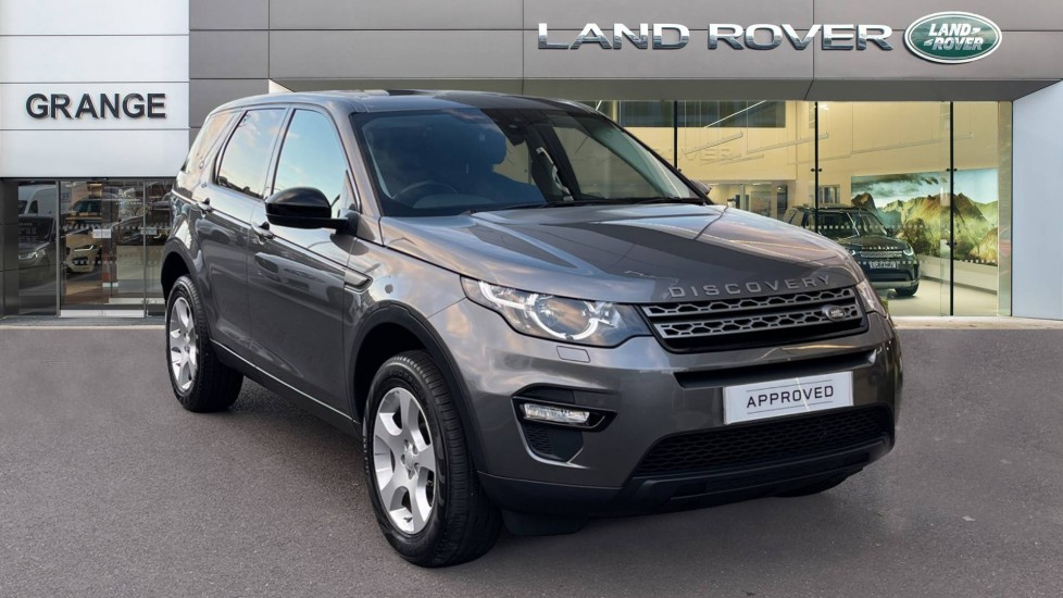 Land Rover Discovery Sport 2.0 TD4 Pure [5 seat] Cruise control and Privacy glass Diesel 5 door 4x4