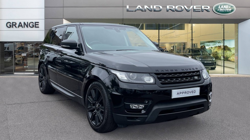 Land Rover Range Rover Sport 3.0 V6 S/C HSE Dynamic [7 seat]  Heated steering wheel and Meridian Sound System Automatic 5 door Estate