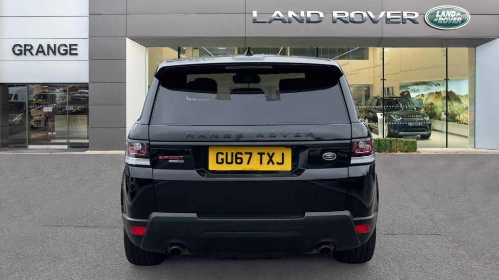Land Rover Range Rover Sport 3.0 V6 S/C HSE Dynamic [7 seat]  Heated steering wheel and Meridian Sound System image 6