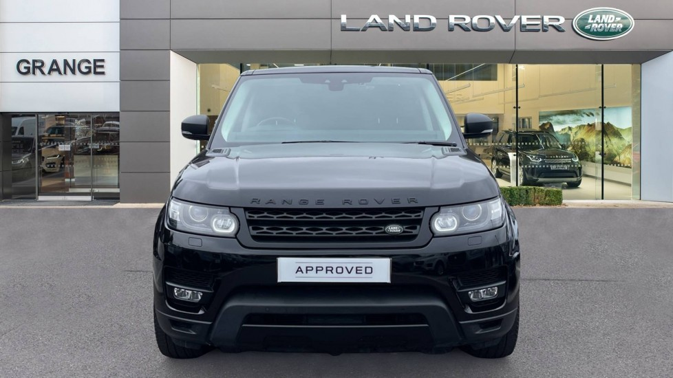 Land Rover Range Rover Sport 3.0 V6 S/C HSE Dynamic [7 seat]  Heated steering wheel and Meridian Sound System image 7