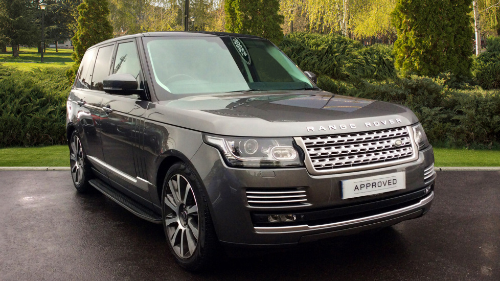 Land Rover Range Rover 4.4 SDV8 Autobiography 4dr - Sliding Panoramic Roof - Privacy Glass - Surround Camera -  Diesel Automatic 5 door 4x4 (2014) image