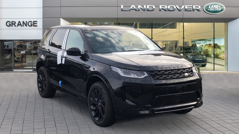 Land Rover Discovery Sport 2.0 D180 R-Dynamic HSE Diesel Automatic 5 door 4x4