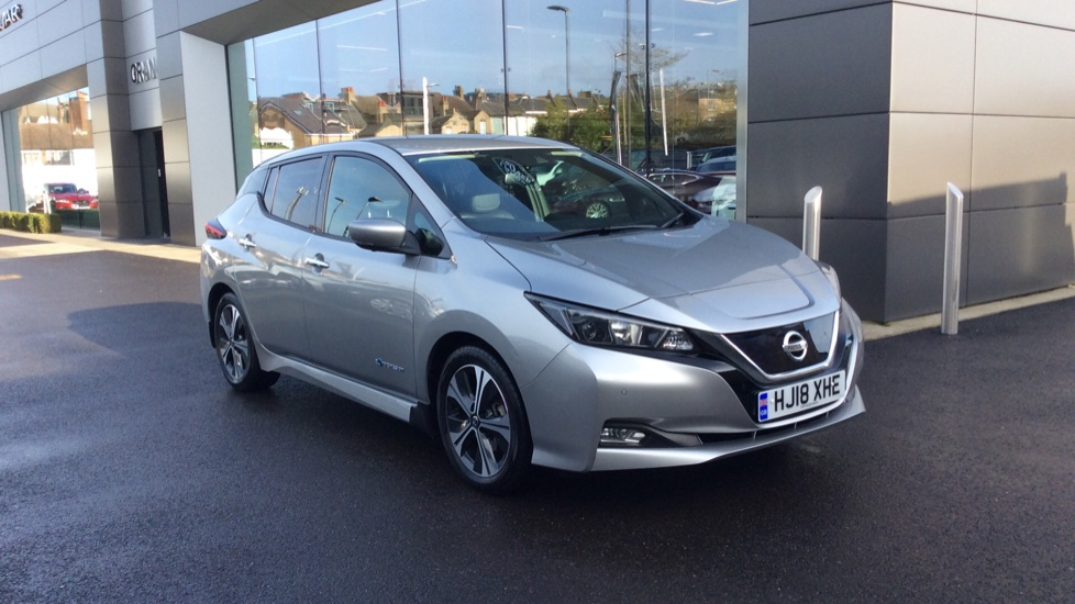 Nissan Leaf 110kW N-Connecta 40kWh Electric Automatic 5 door Hatchback (2018)