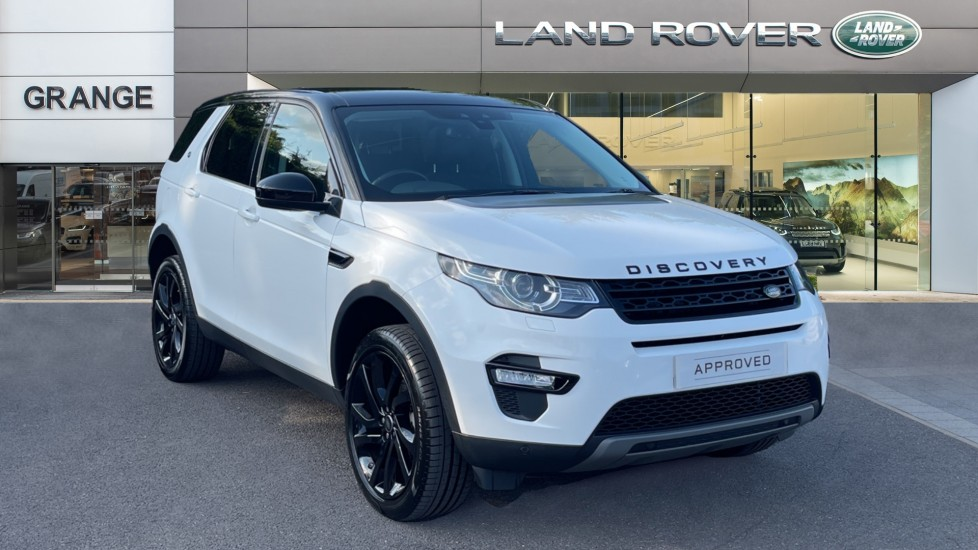 Land Rover Discovery Sport 2.0 TD4 180 HSE 7 Seat Diesel Automatic 5 door 4x4