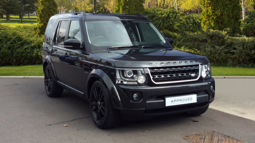 Land Rover Discovery 3.0 SDV6 HSE 5dr - 7 Seater - Black Pack - Electric Sunroof -  Diesel Automatic 4x4 (2015) image