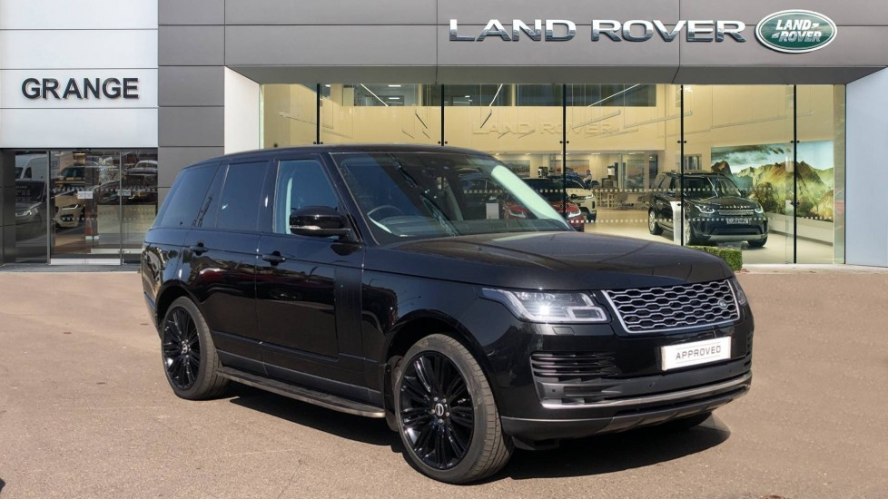 Land Rover Range Rover 3.0 SDV6 Vogue 4dr Diesel Automatic 5 door Estate (2019)