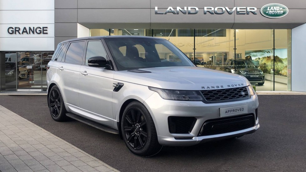 Land Rover Range Rover Sport 3.0 SDV6 HSE Dynamic 5dr Diesel Automatic Estate (2019) at Land Rover Barnet thumbnail image