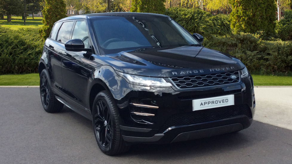 Land Rover Range Rover Evoque 2.0 D180 R-Dynamic SE 5dr - Rear Camera - Privacy Glass -  Diesel Automatic 4x4 (2019) image