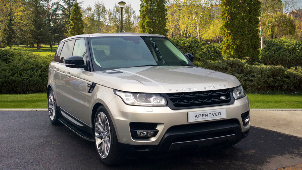 Land Rover Range Rover Sport 3.0 SDV6 [306] HSE Dynamic 5dr -  Privacy Glass - Metal Roof - Diesel Automatic 4x4 (2016) image