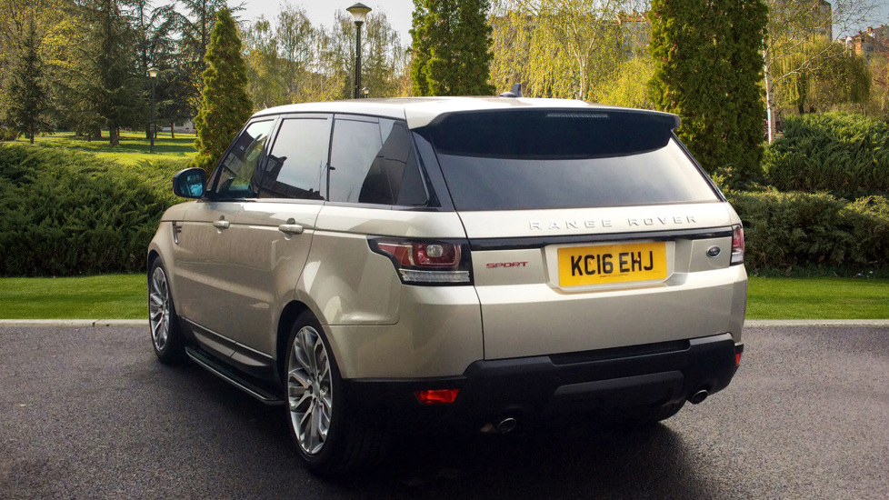 Land Rover Range Rover Sport 3.0 SDV6 [306] HSE Dynamic 5dr -  Privacy Glass - Metal Roof - image 2
