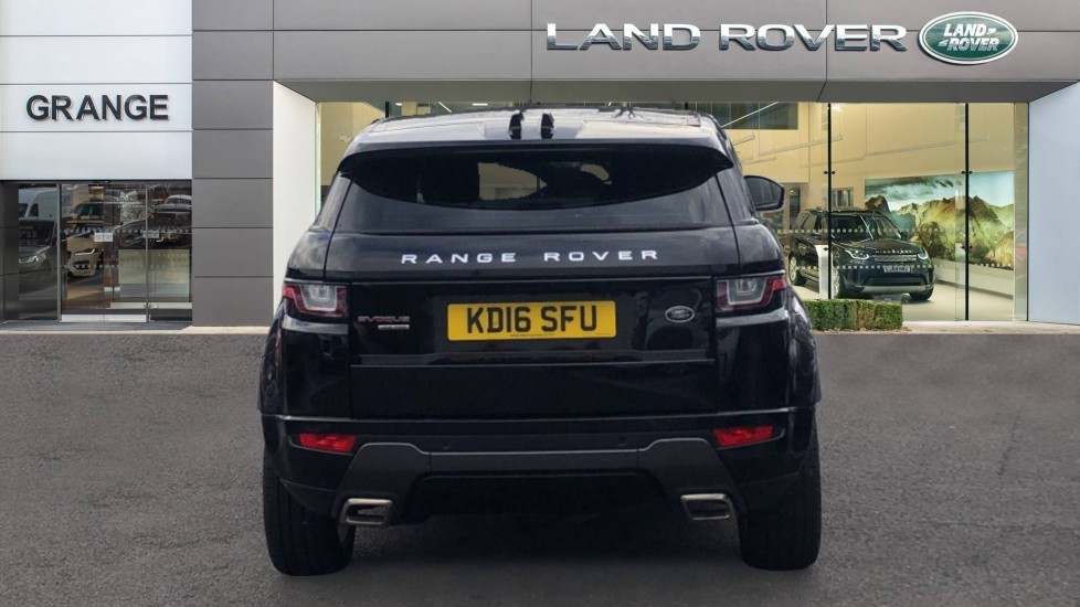 Land Rover Range Rover Evoque 2.0 TD4 HSE Dynamic 5dr image 6