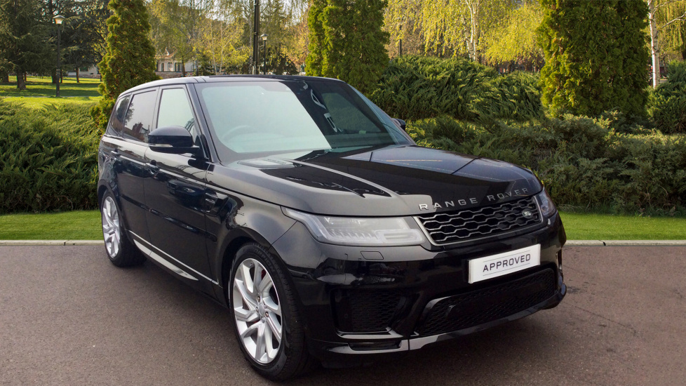 Land Rover Range Rover Sport 2.0 P400e HSE Dynamic 5dr Petrol/Electric Automatic 4x4 (2018) image