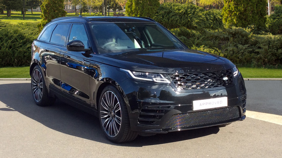 Land Rover Range Rover Velar 3.0 D300 R-Dynamic HSE 5dr - Head Up Display - Black Pack - Panoramic Roof -  Diesel Automatic 4x4 (2019)
