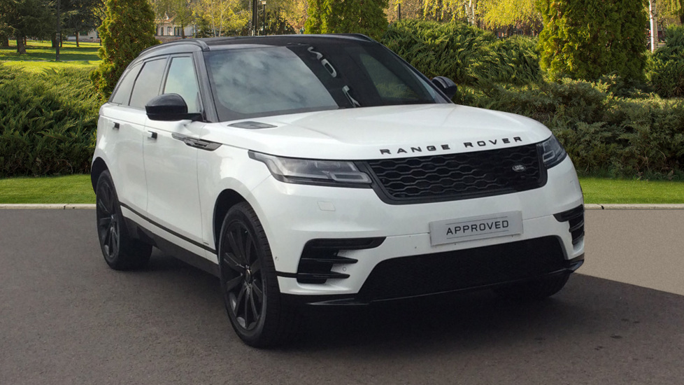 Land Rover Range Rover Velar 2.0 P250 R-Dynamic SE 5dr - Black Pack - Smartphone Pack - Panoramic Roof -  Automatic 4x4 (2019)