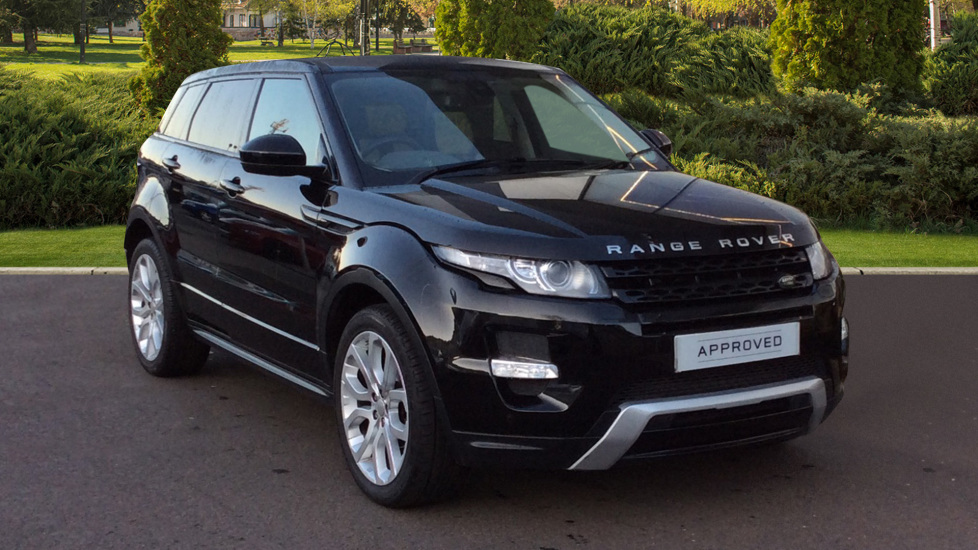 Land Rover Range Rover Evoque 2.0 Si4 Dynamic 5dr - Panoramic Roof - Rear View Camera - Privacy Glass -  Automatic 4x4 (2014)
