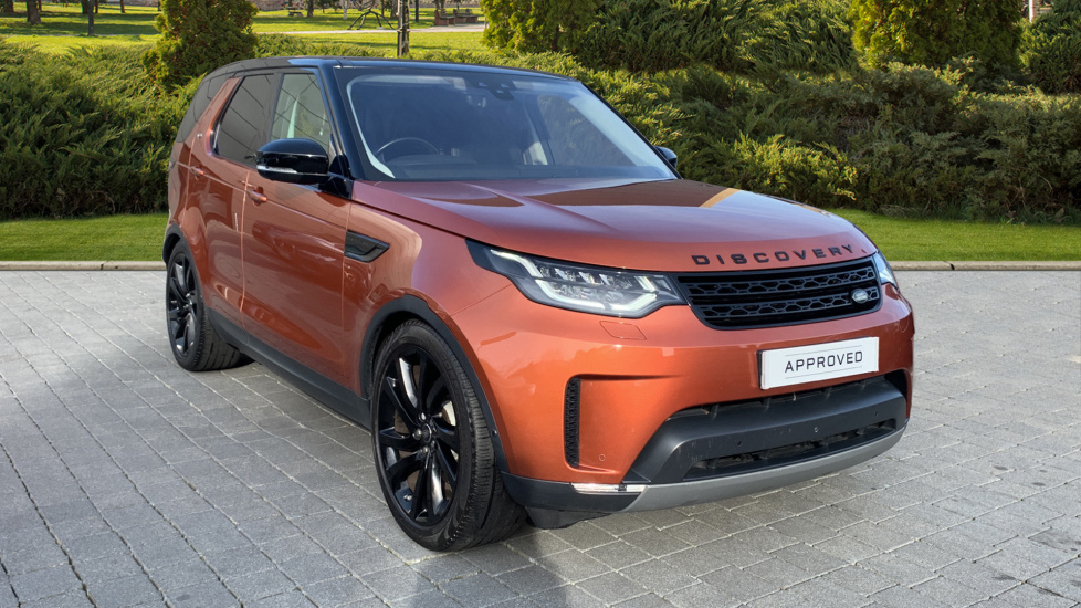 Land Rover Discovery 3.0 TD6 First Edition 5dr Diesel Automatic 4x4 (2017)