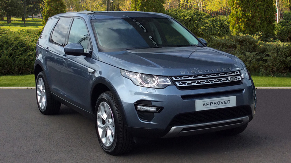 Land Rover Discovery Sport 2.0 Si4 240 HSE 5dr Auto 7 Seater + Rear Camera + Panoramic Roof +  Automatic 4x4 (2018)