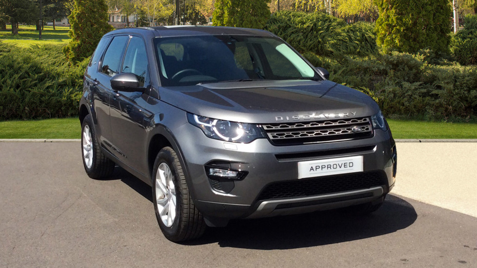 Land Rover Discovery Sport 2.0 TD4 180 SE Tech 5dr + 7 Seater + Panoramic Roof Diesel Automatic 4x4 (2019)
