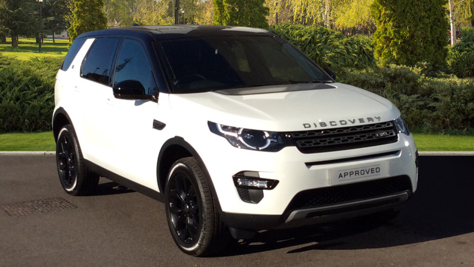 Land Rover Discovery Sport 2.0 eD4 SE Tech 5dr 2WD Manual 5 Seater - Rear Camera - Privacy Glass -  Diesel Estate (2019)