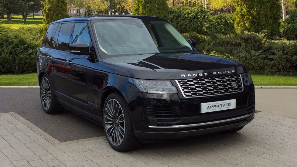 Land Rover Range Rover 4.4 SDV8 Autobiography Dynamic 5dr - Rear Seat Entertainment - Surround Camera - TV -  Diesel Automatic 4x4 (2019)