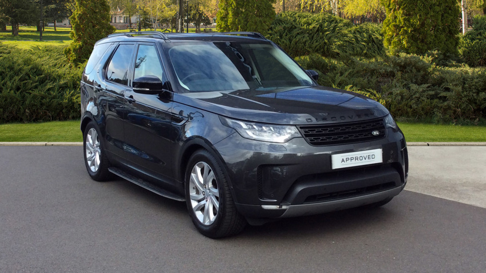 Land Rover Discovery DISCOVERY HSE SDV6 AUTO Commercial - Black Pack - Deployable Towbar -  3.0 Diesel Automatic 5 door 4x4 (2019)