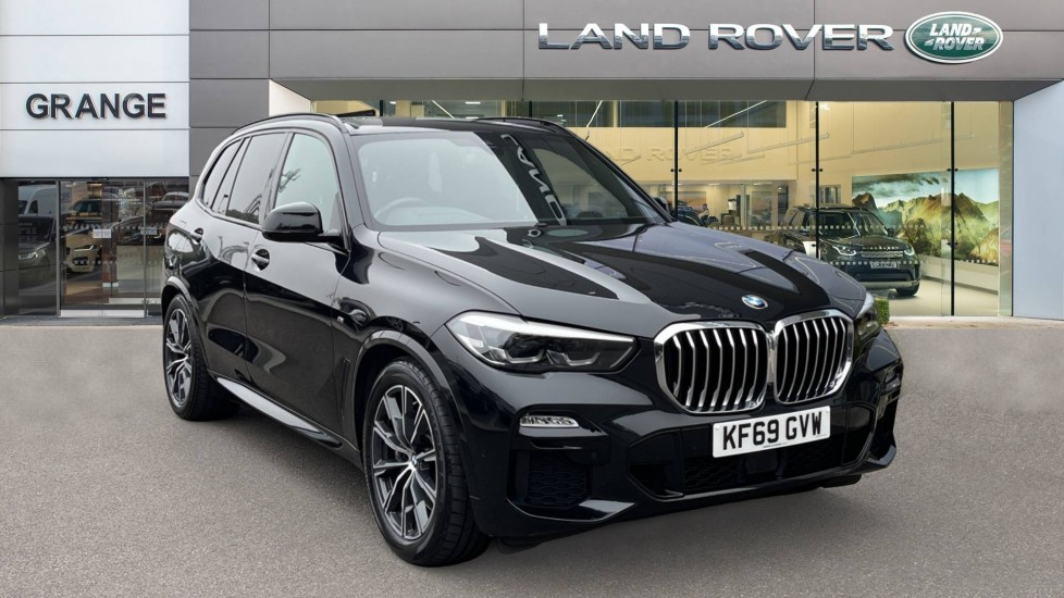 BMW X5 xDrive30d M Sport Adaptive air suspension and parking assistant 3.0 Diesel Automatic 5 door Estate (2019) image