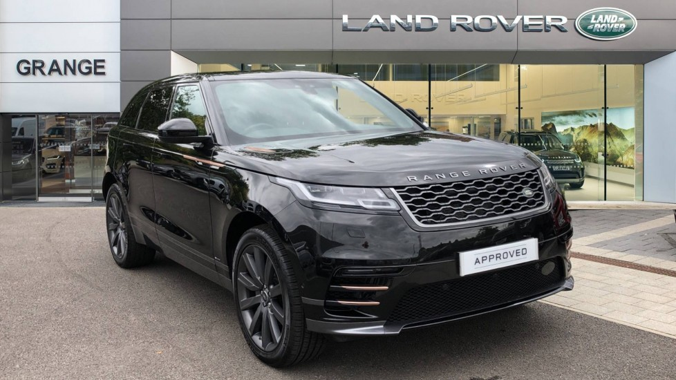 Land Rover Range Rover Velar 2.0 D240 R-Dynamic HSE 5dr Diesel Automatic Estate (2017)