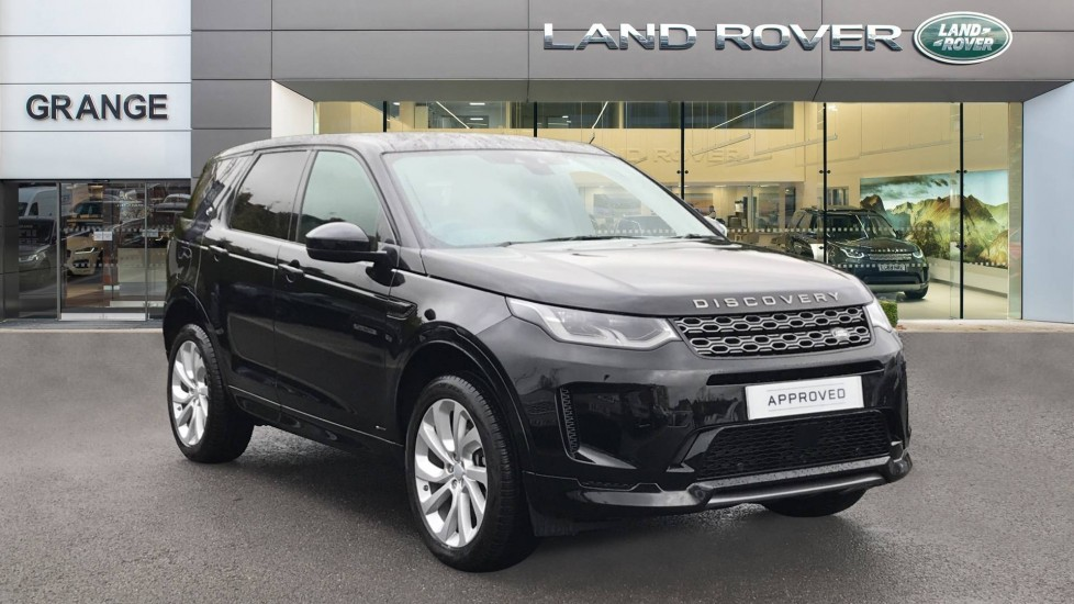 Land Rover Discovery Sport 2.0 P250 R-Dynamic HSE 5dr Automatic 4x4 (20MY)