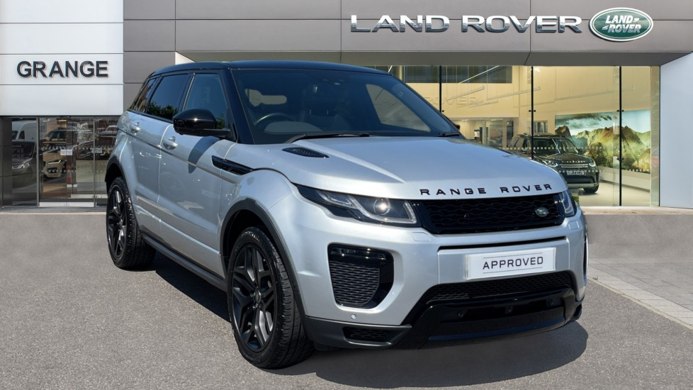 Land Rover Range Rover Evoque 2.0 TD4 HSE Dynamic Lux 5dr 360 Surround Camera and Fixed Panoramic Sunroof Diesel Automatic Hatchback