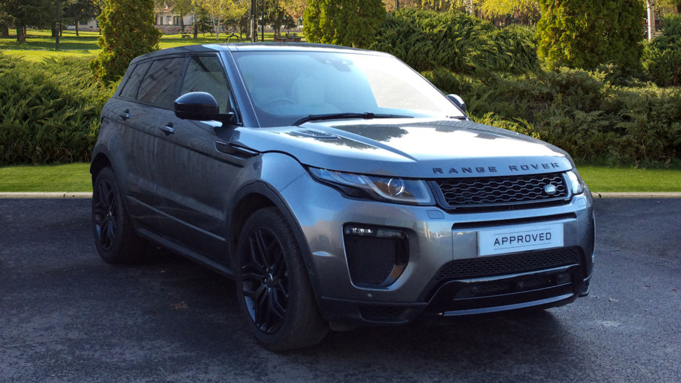 Land Rover Range Rover Evoque 2.0 TD4 HSE Dynamic Lux 5dr Diesel Automatic Hatchback (2017)