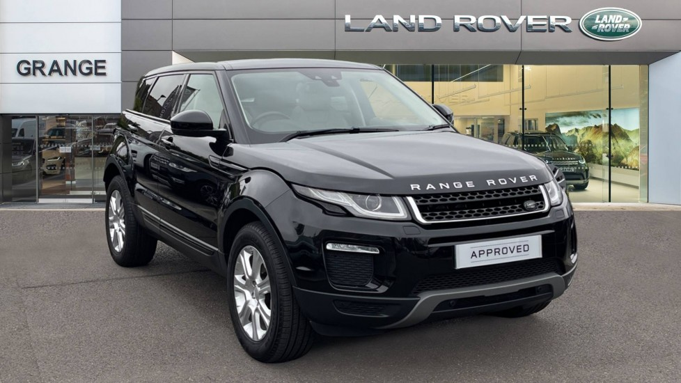 Land Rover Range Rover Evoque 2.0 TD4 SE Tech Rear Camera and Fixed panoramic roof Diesel Automatic 5 door Hatchback