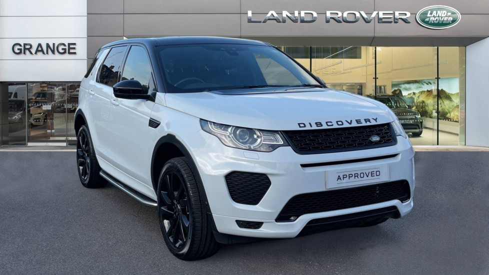 Land Rover Discovery Sport 2.0 Si4 290 HSE Dynamic Luxury Park Assist and Fixed panoramic roof Automatic 5 door 4x4