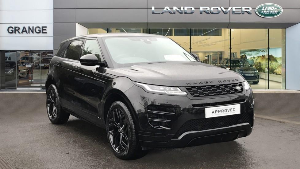 Land Rover Range Rover Evoque 2.0 P200 R-Dynamic S 5dr Automatic Hatchback (2019)
