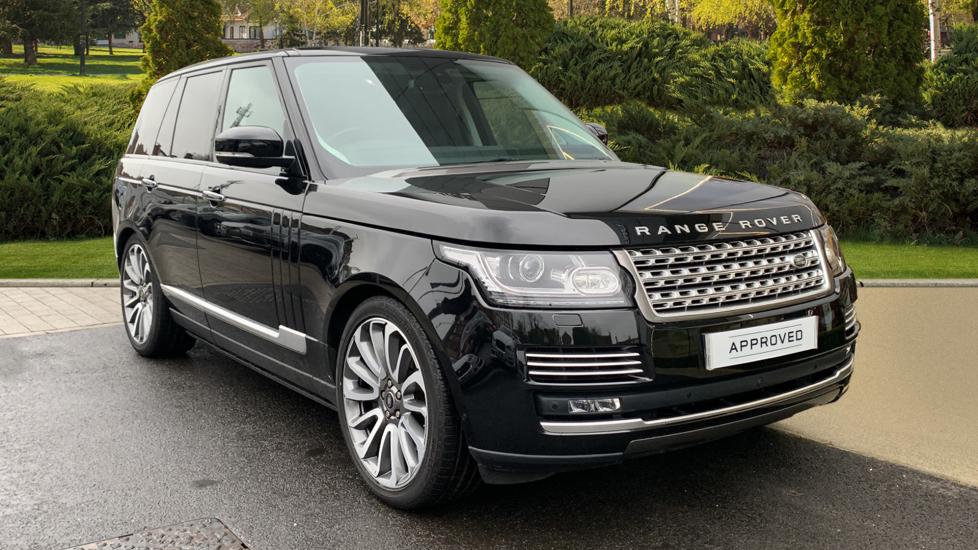 Land Rover Range Rover 4.4 SDV8 Autobiography 4dr Diesel Automatic Estate (2016)