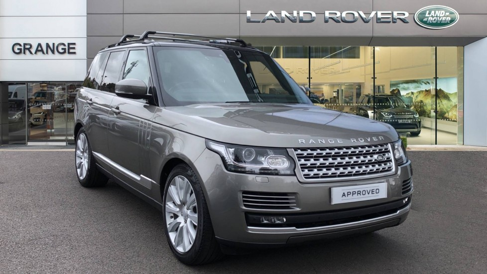 Land Rover Range Rover 3.0 TDV6 Vogue 4dr Diesel Automatic 5 door Estate (2017)